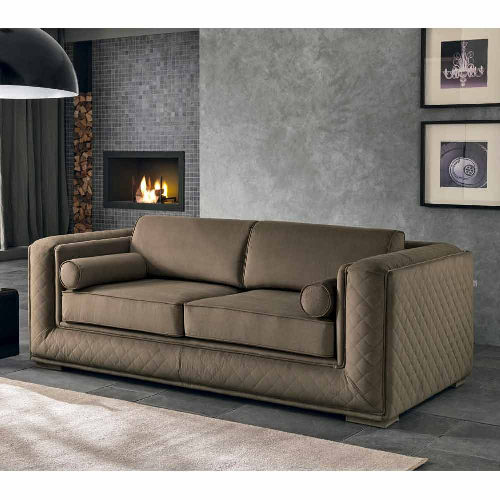 2 personers sofa i barok venetiansk stil stof prestige fremstillet i italien. Black Bedroom Furniture Sets. Home Design Ideas