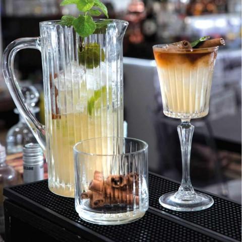 12 luksus økologiske krystalvand cocktail vinglas - Senzatempo