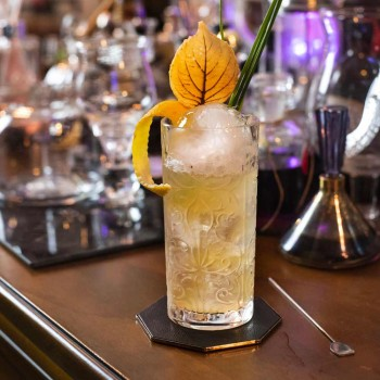 12 tumbler høj highball cocktailglas eller luksuriøst dekoreret vand - skæbne