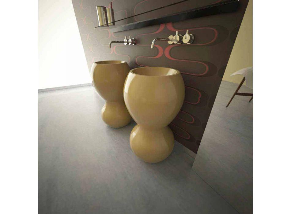 Ariel Badeværelse Håndvask Made In Italy