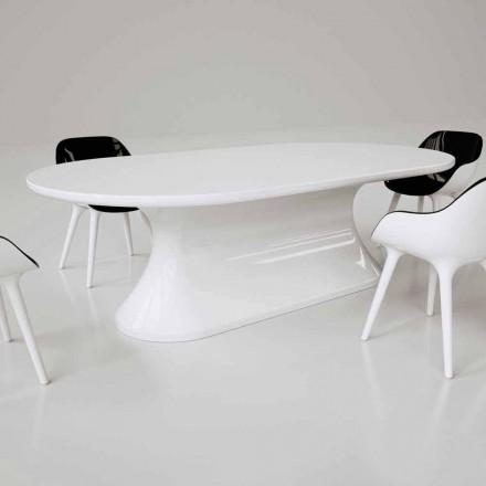 Komfortabel moderne designbord lavet i Italien