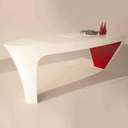 Ashe moderne kontor skrivebord lavet i Italien