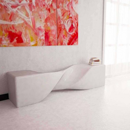 Moderne Design Bench Bobby Made i Italien