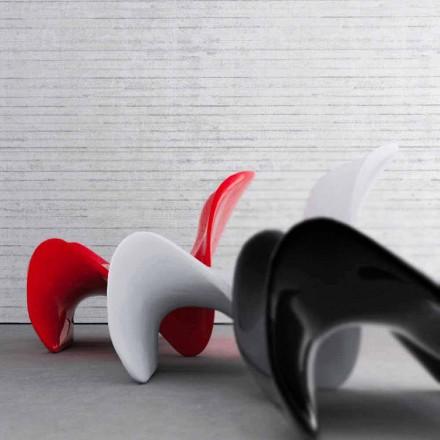 Moderne Design Lænestol Forma Lavet i Italien