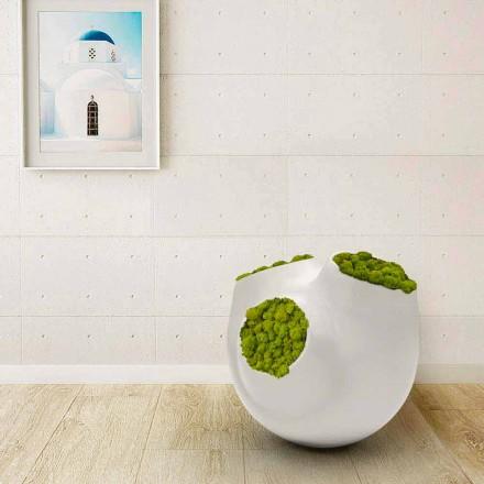 Dekorativ Moon Design Vase Lavet i Italien