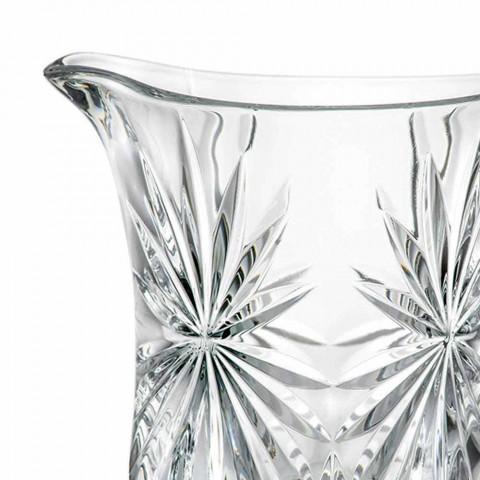 2 Design vandkander med ultralyd Superior lydglasdekoration - Daniele