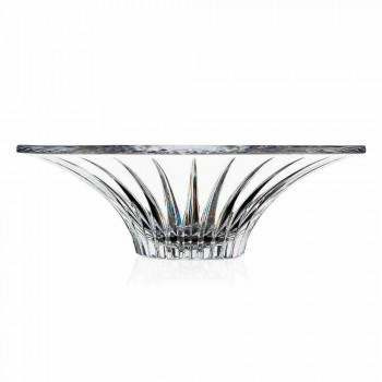 2 Ultraclear Superior Sound Glass Centerpiece Luksus og design - Senzatempo