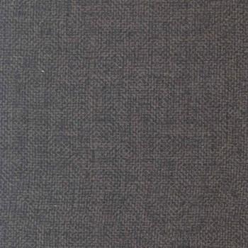 2 elegante stue lænestole farvet stof og sort metal - hertuginde