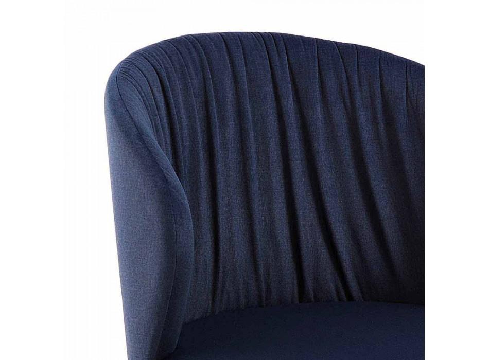 2 stole i stof og aske af elegant design - Reginaldo