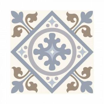 6 Elegante amerikanske bordplacemats i Pvc og polyester - Leno