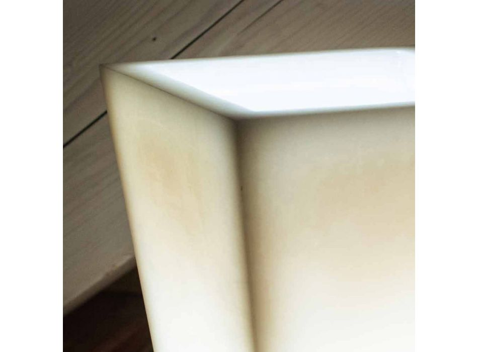 Abat-jour i Scented Scratch Effect Design med lavet voks fremstillet i Italien - Monia