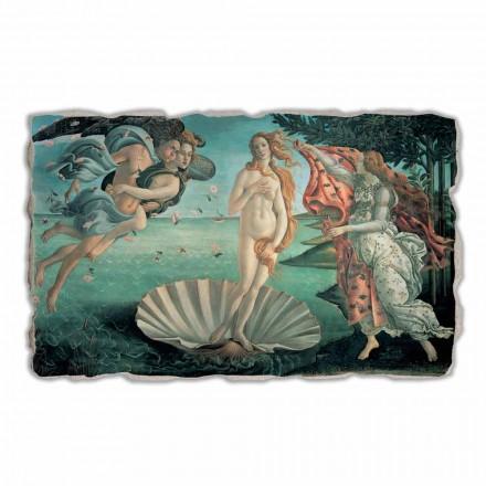 """Fresco gjort i Italien Botticelli """"Venus 'fødsel"""""""