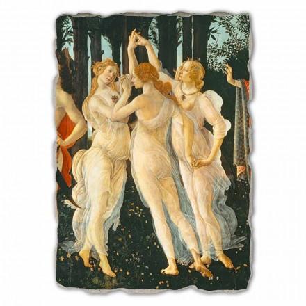 "stor fresco Botticelli ""Allegori of Spring"" del."