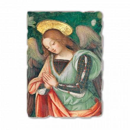 """Fresco Pinturicchio play """"Fødselskirken"""" del. angel"""