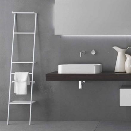 Hvid eller farvet moderne design stigejakkebøjle - Caloina