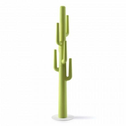 Design Coat Stand i farvet polyethylen fremstillet i Italien - Zastor