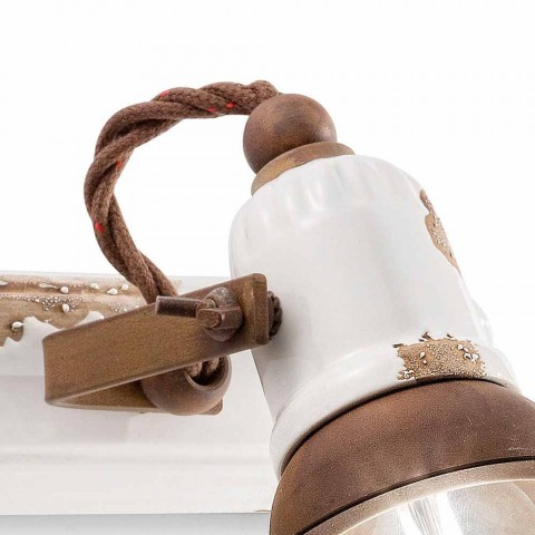 Applique to projektører Amelia Ferroluce håndværk