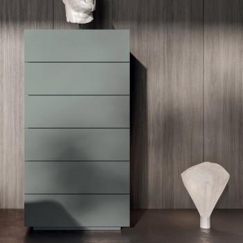 Luksus Made in Italy 5 -Element Soveværelsesmøbler - Cristina