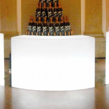 Modulære lyse bar tæller til haven Slide Snack Bar