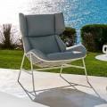 Bergère haven lænestol Varaschin Summer Moderne design sæt