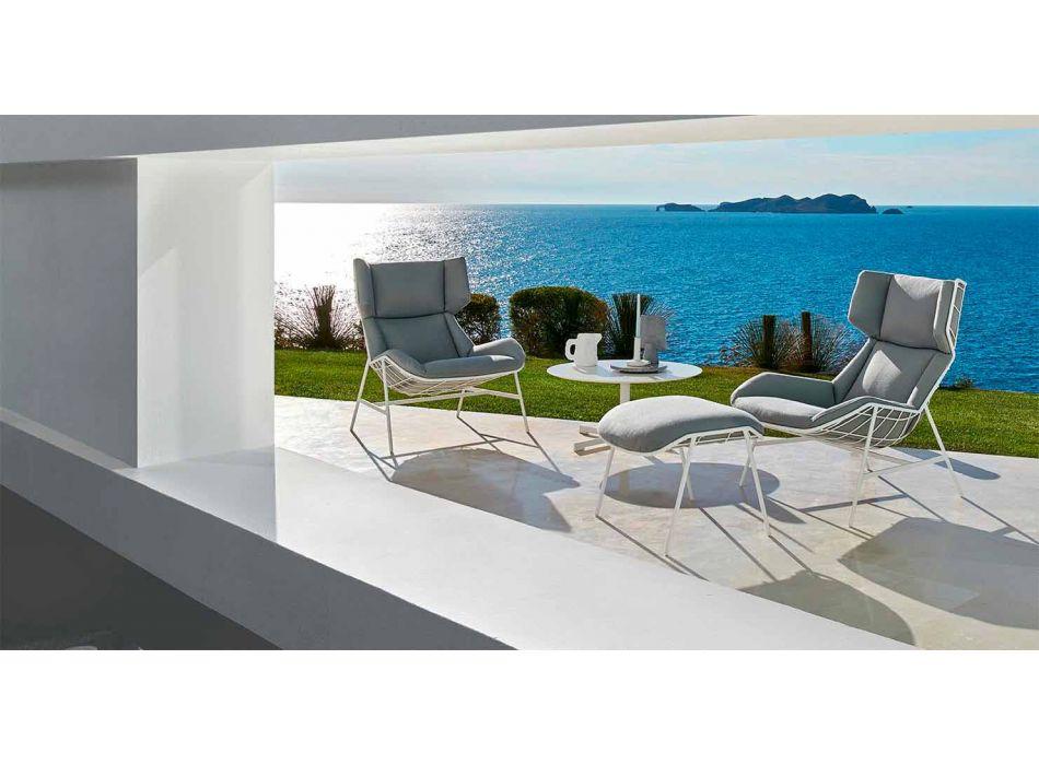 Bergere haven lænestol Varaschin Summer Sæt med moderne design