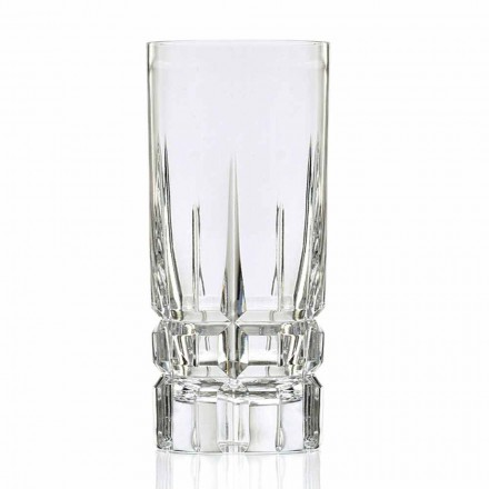 Highball Cocktailglas Tumbler High 12 stykker i Eco Crystal - Fiucco