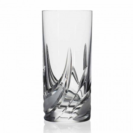Highball Tumbler High Crystal Cocktailglas, 12 stykker - Advent