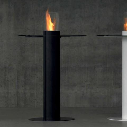 Biocamino udendørs bioethanol med glasplade Dean-Table