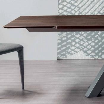 Bonaldo Big Table udvidelig bord lavet af italiensk design træ