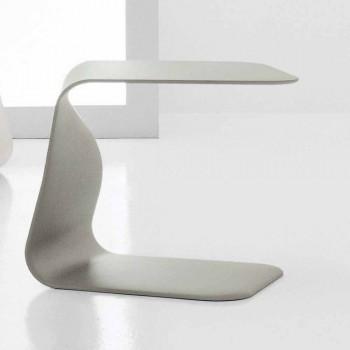 Bonaldo Duffy design sofabord 48x60 polyurethanlakeret lavet i Italien