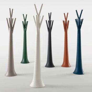 Bonaldo Tree indendørs / udendørs jakkehanger lavet af polyethylen lavet i Italien
