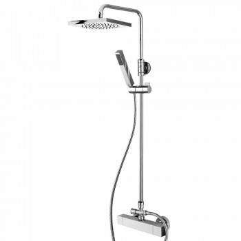 Bossini Shower Kolonne med mixer Cube Column