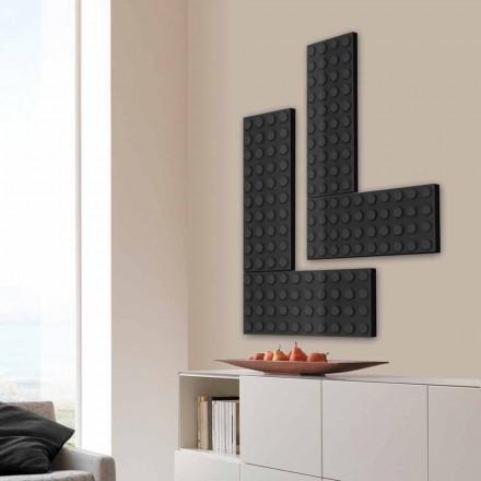 Brick radiator elektrisk lego lavet i Italien af Scirocco H