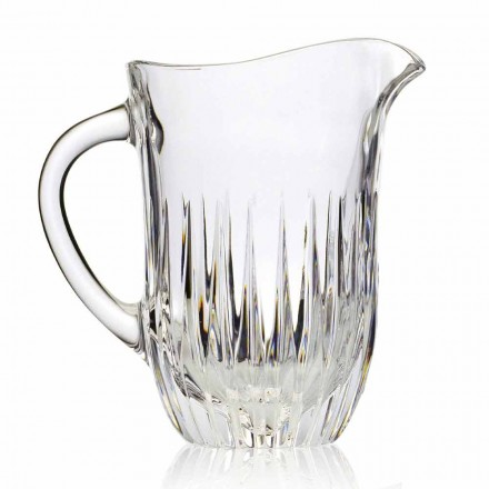 Øko-krystalkande med håndværksdekoration, italiensk luksus, 2 stykker - Voglia