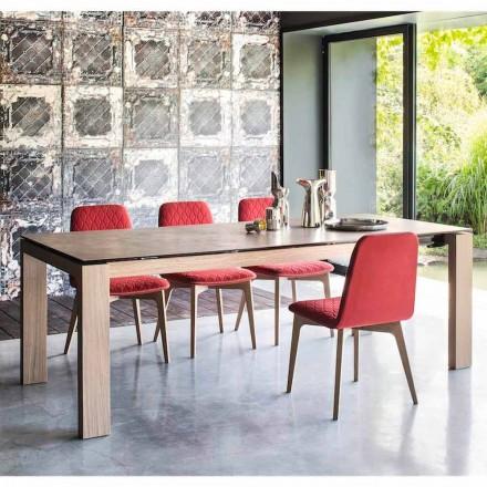 Sigma Calligaris Moderne udvides bord op til 220 cm keramisk
