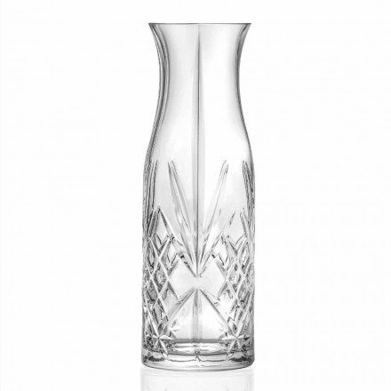 Vintage Design Eco Crystal vand- eller vinkande 4 stykker - Cantabile