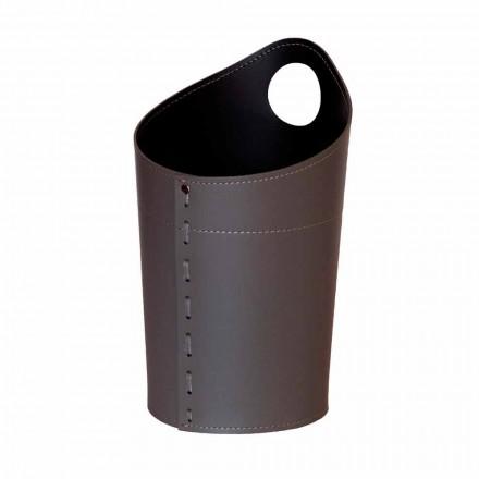 Genbrugspapir af genbrugspapir i Ambrogio håndlavet læder