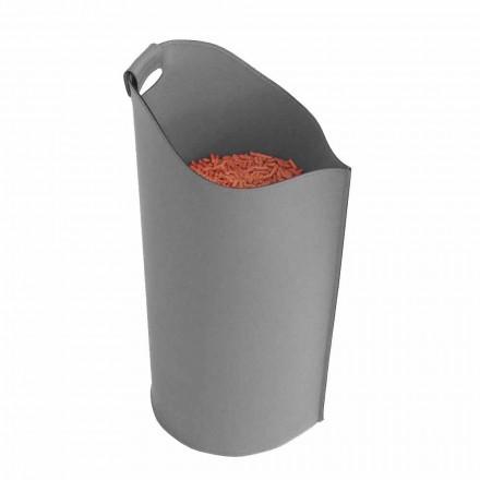 Indendørs pille indehaveren kurv læder 15 kg Sapel design