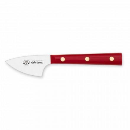 Hårdostkniv i rustfrit stål, Berti eksklusiv til Viadurini - august