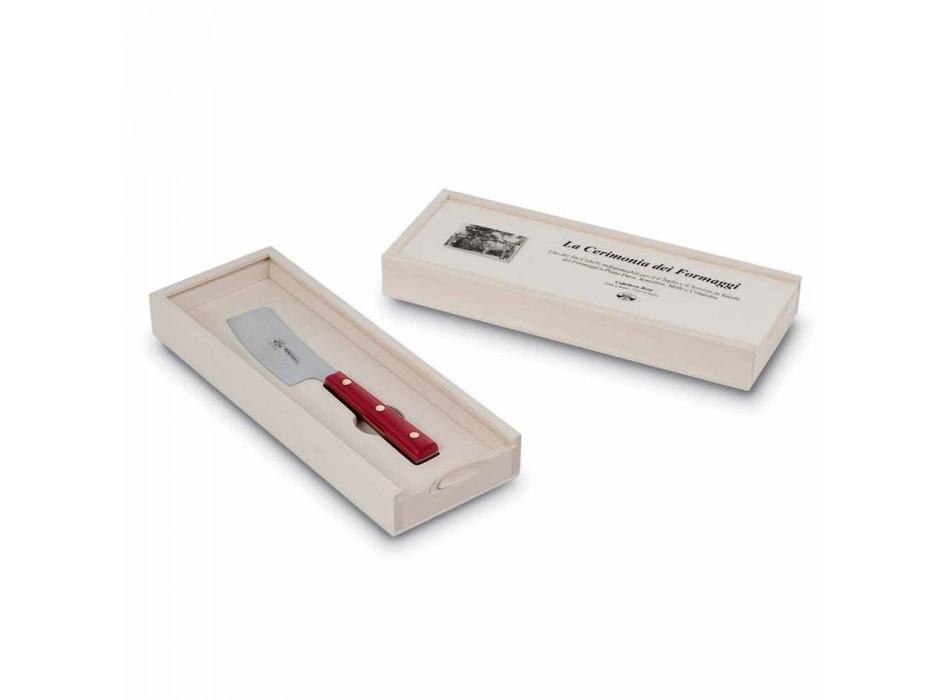 Berti Rustfri stålblødostkniv eksklusiv til Viadurini - Ailano