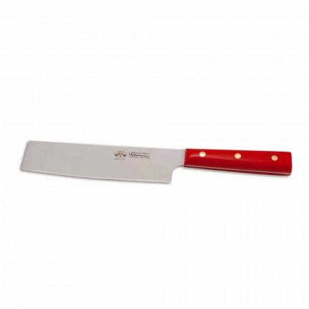 Rustfrit stål grøntsagskniv, Berti eksklusiv til Viadurini-Binago