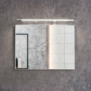 Komposition Suspenderet badeværelse i Mdf lakeret fremstillet i Italien - Becky