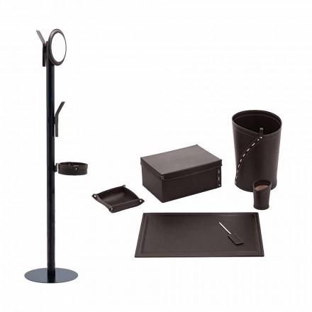Kontorartikler Frakkehæng, skrivebord, papirbakke, indeholdere - Andrea