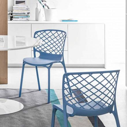 Gamera Connubia Calligaris stol moderne design køkken, 2 stk