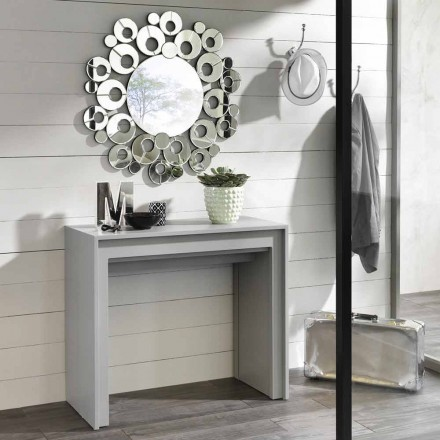 Konsol / udvides spisebord, l. 42.50 / 302,50xp.90 cm, Alvaro