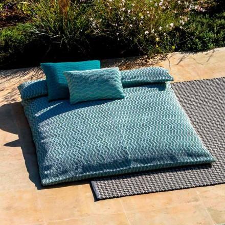 Lavet i Italien Luksus Design dobbelt udendørs dagseng - Emanuela