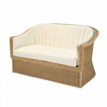 2 pladser sofa af polyethylen haven håndlavet Jonny