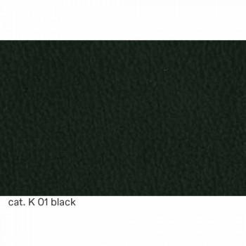 2 -personers sofa polstret og polstret i fint lavet i Italien læder - Centauro