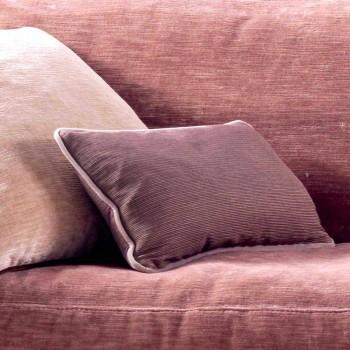 3-personers polstret design sofa Grilli York lavet i Italien