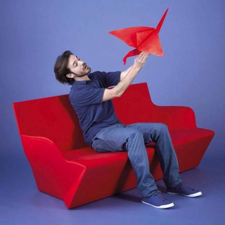 Have sofa med armlæn Slide Kami Yon lavet i Italien